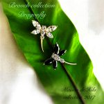 Brooch Collection Dragonfly